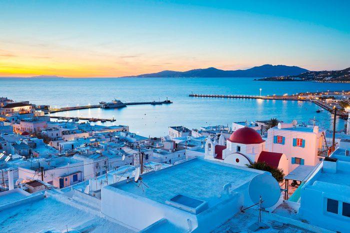 Grecia: Rutas del Poseidón