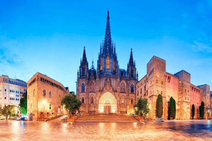 Barcelona – Mayo a junio 2021