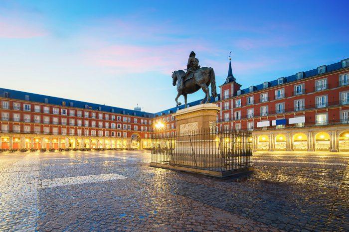 Madrid – Mayo a junio 2021