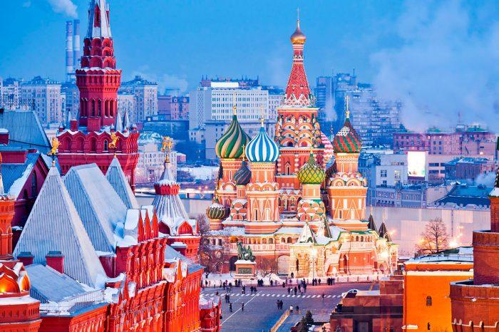 Moscú & San Petersburgo – Agosto a octubre 2021