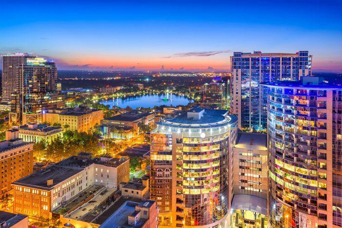Orlando – Octubre a noviembre 2021