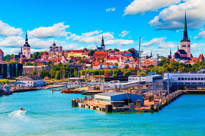 Países Bálticos: Lituania, Letonia & Estonia