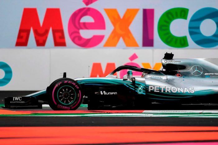 Fórmula 1: Gran Premio de la Ciudad de México