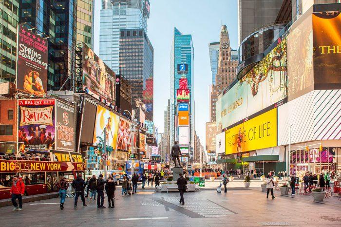EEUU: De shopping en New York