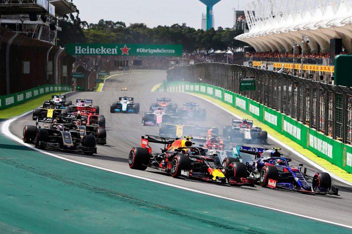 Fórmula 1: Gran Premio de Brasil (San Pablo)