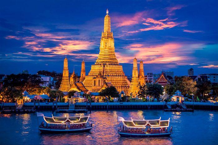 Tailandia – Agosto 2021 a abril 2022