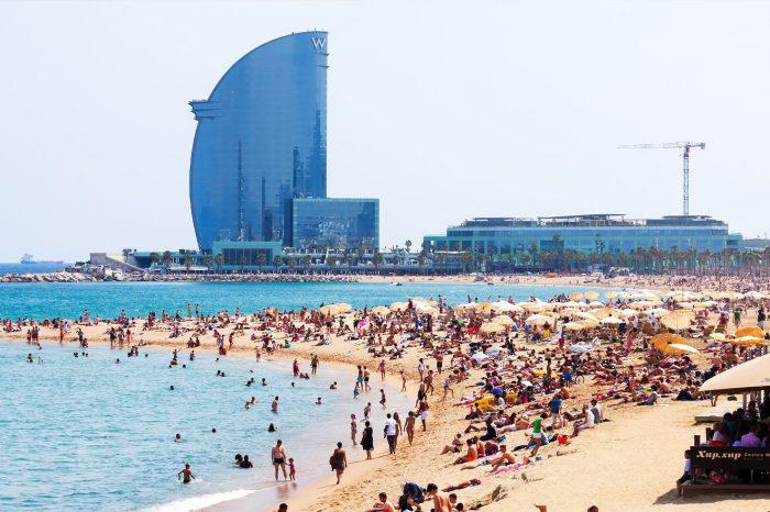 Vuelos a Barcelona – Febrero 2022
