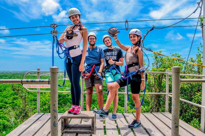 Scape Park en Punta Cana