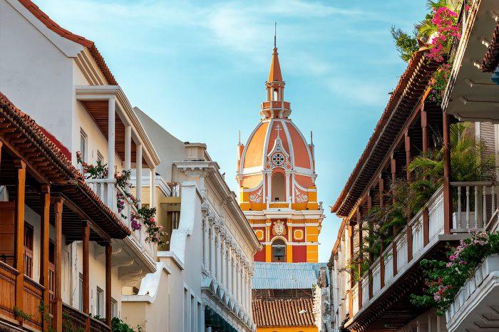 De paso por Cartagena