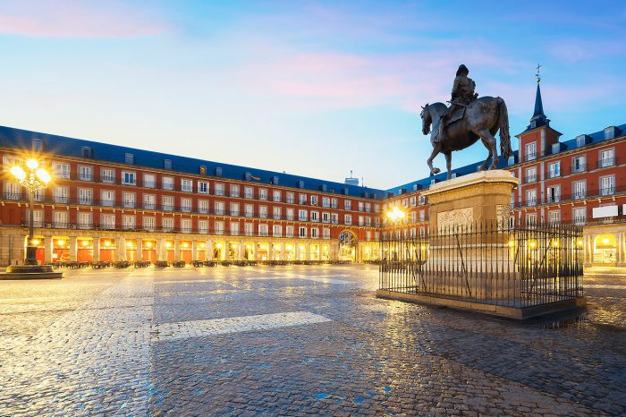 Turismo en Madrid – 3 de abril