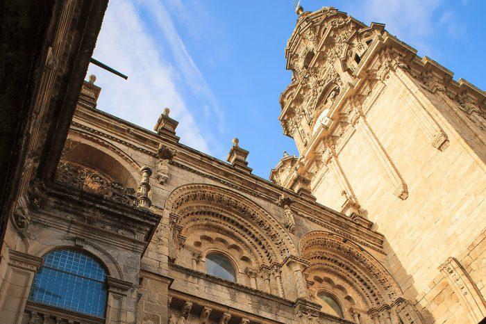 Portugal con Santiago de Compostela