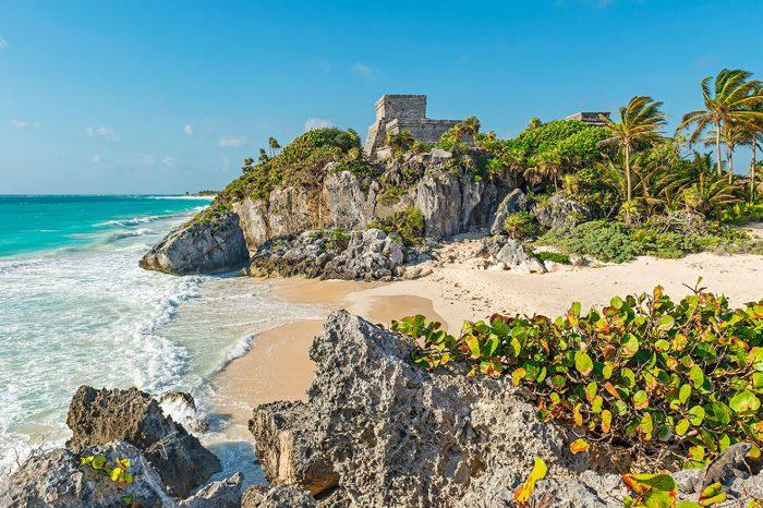 Playa del Carmen – Agosto a octubre 2021