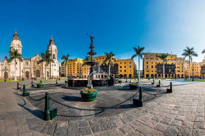 Perú: Gastronomía y color