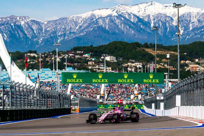 Fórmula 1: Gran Premio de Rusia (Sochi)
