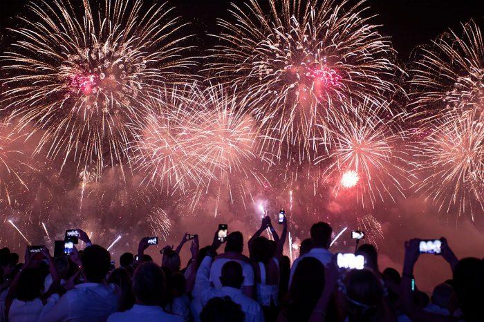 Reveillon: Año Nuevo en Río de Janeiro