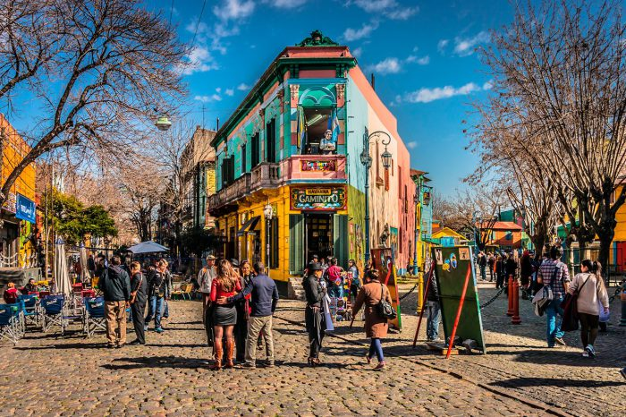 Argentina: Buenos Aires – Octubre 2021 a setiembre 2022